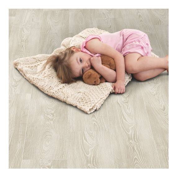 Elka Frosted Oak 8mm 4V Laminate Flooring