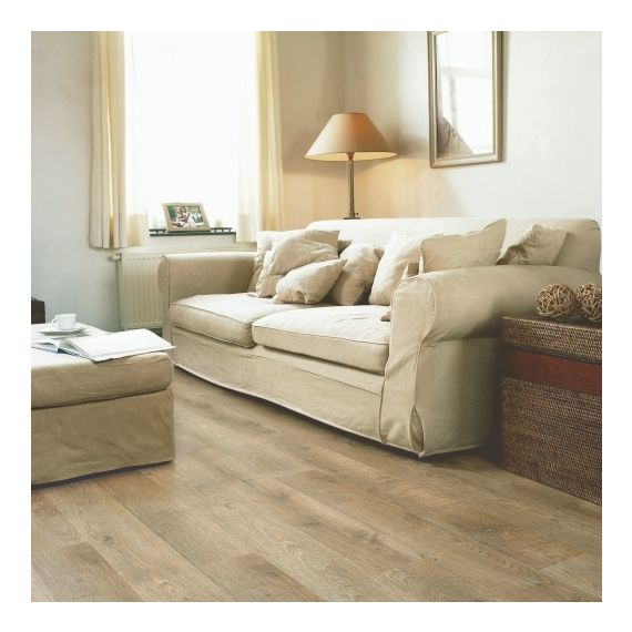 Quick-Step Flooring Eligna Old Oak Matt Oiled Planks EL312 Laminate Flooring