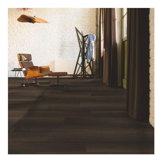 Quick-Step Flooring Eligna Wide Fumed Oak Dark Planks UW1540 Laminate Flooring