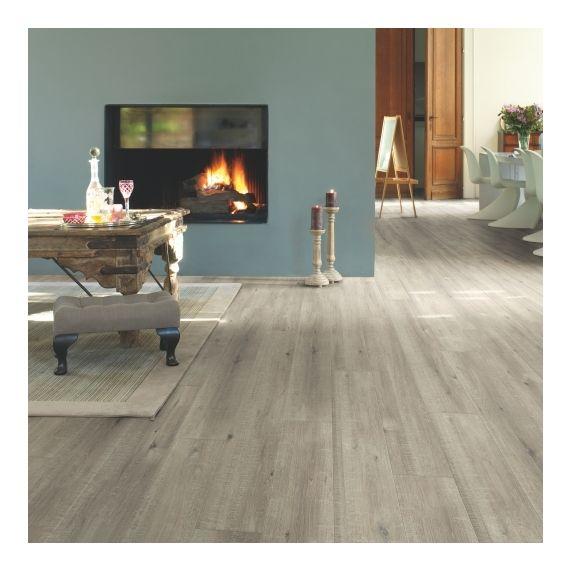 Quick-Step Impressive Ultra Sawcut Grey Planks IMU1858 Laminate Flooring