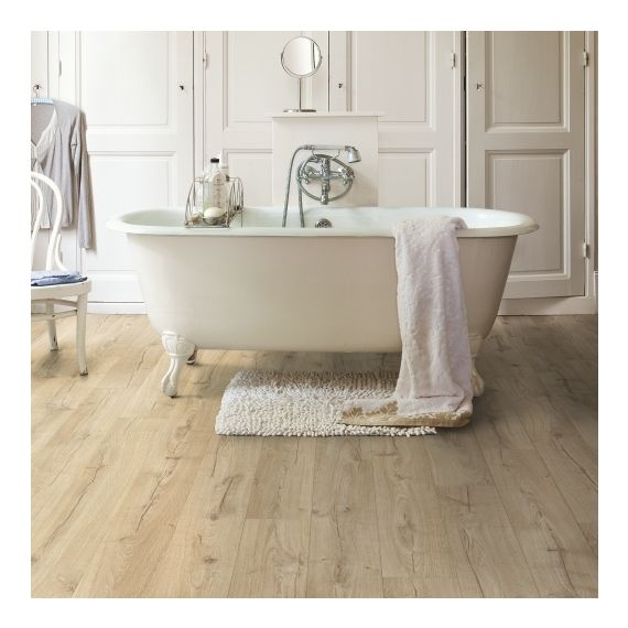 Quick-Step Impressive Ultra Classic Oak Beige Planks IMU1847 Laminate Flooring