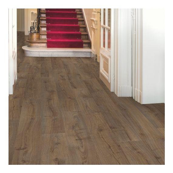 Quick-Step Largo Cambridge Oak Dark Planks LPU1664 Laminate Flooring