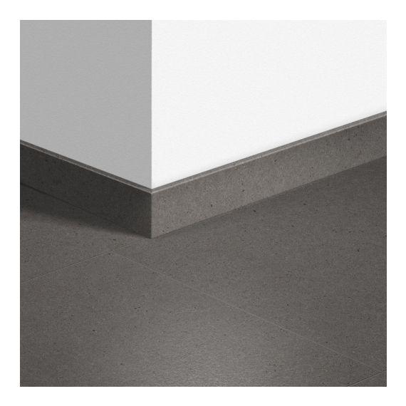 Quick-Step Livyn Waterproof Skirting Boards Vibrant Medium Grey