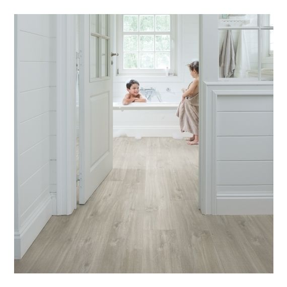 Quick Step Livyn Balance Click Canyon Oak Grey With Saw Cuts BACL40030 Luxury Vinyl Flooring