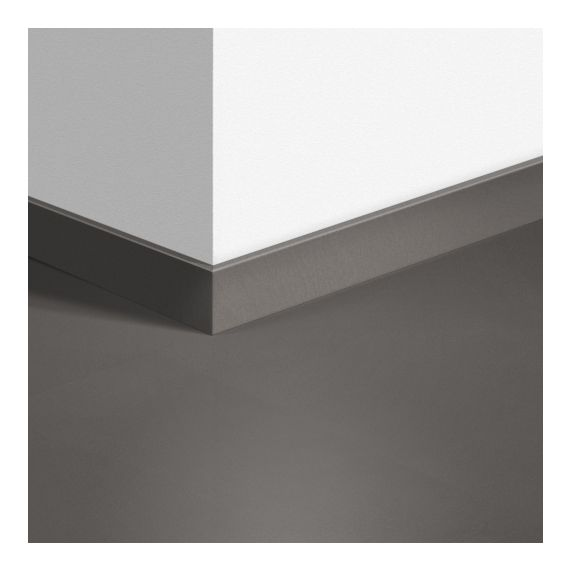 Quick-Step Livyn Waterproof Skirting Boards Minimal Medium Grey