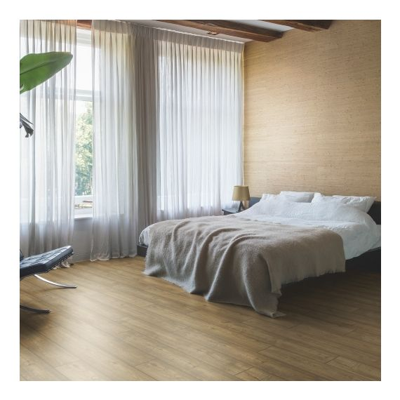 Quick-Step Impressive Ultra Scraped Oak Grey Brown Planks IMU1850 Laminate Flooring