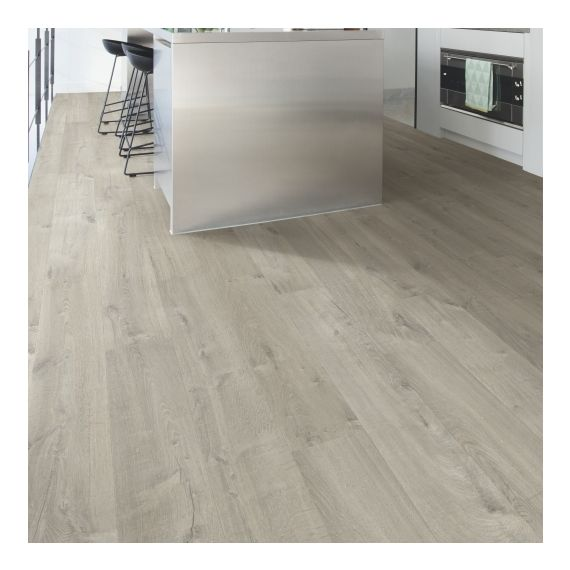 Quick-Step Impressive Ultra Soft Oak Grey Planks IMU3558 Laminate Flooring