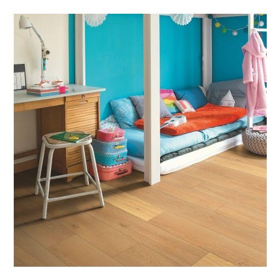 Quick Step Classic Moonlight Oak Natural CLM1659 Laminate Flooring