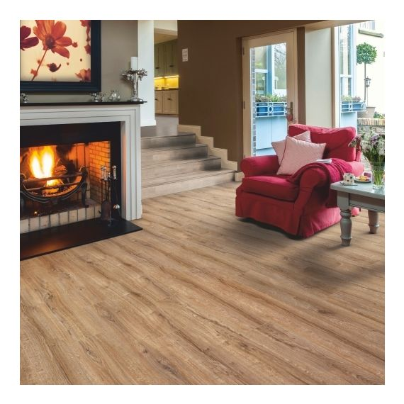 Elka Country Oak 8mm 4V Laminate Flooring