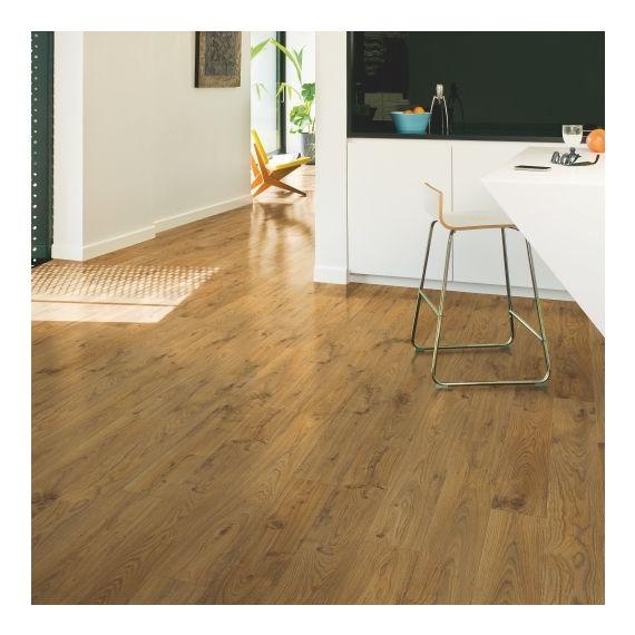 Quick-Step Flooring Elite White Oak Natural Planks UE1493 Laminate Flooring
