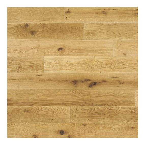 Elka Real Wood Engineered Flooring 20mm Rustic Oak Lacquered T&G