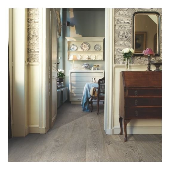 Quick-Step Elite Oiled Oak Light Grey Planks UE1406 Laminate Flooring