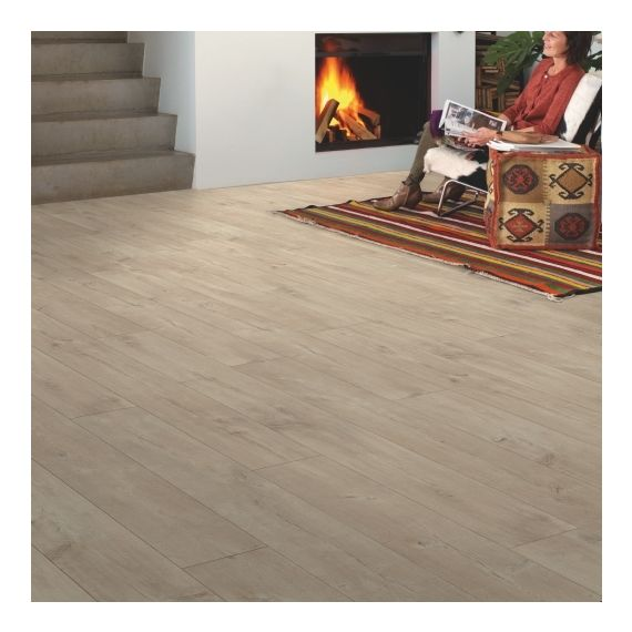 Quick-Step Flooring Largo Dominicano Oak Natural Planks LPU1622 Laminate Flooring