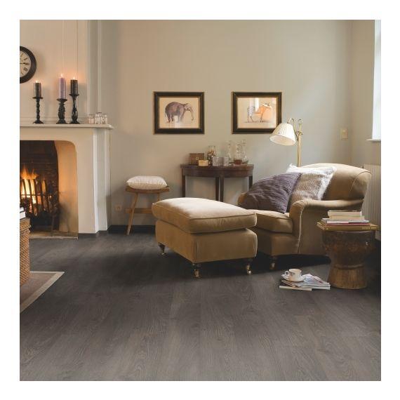 Quick Step Flooring Classic Old Oak Grey CLM1382 Laminate Flooring