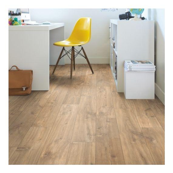 Quick Step Classic Midnight Oak Natural CLM1487 Laminate Flooring