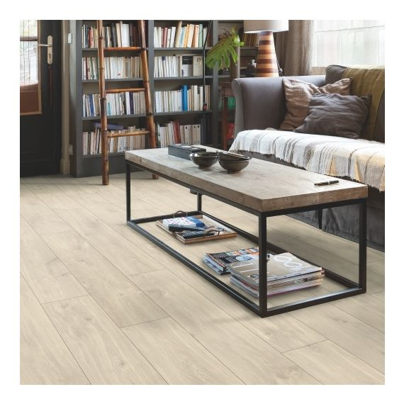 Quick Step Classic Havana Oak Natural CLM1655 Laminate Flooring