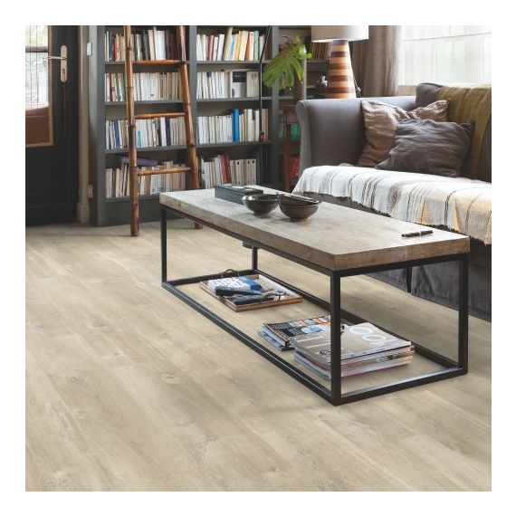Quick Step Creo Charlotte Oak Brown CR3177 Laminate Flooring