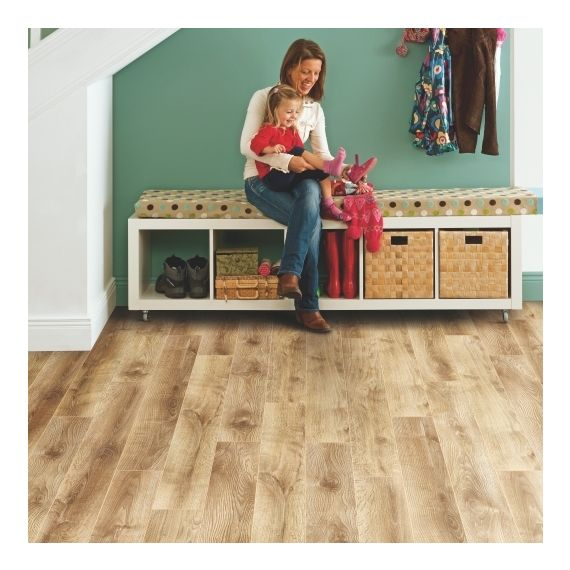 Elka Barn Oak 12mm 4V Laminate Flooring