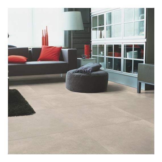 Quick Step Flooring Arte Polished Concrete Natural UF1246 Laminate Flooring