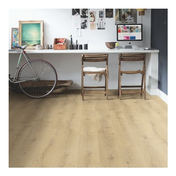 Quick Step Livyn Balance Plus Click Victorian Oak Natural BACP40156 Luxury Vinyl Flooring