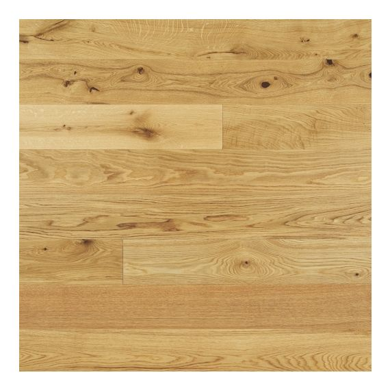 Elka Real Wood Engineered Flooring 14mm Rustic Oak Lacquered