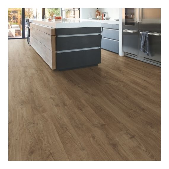 Quick-Step Flooring Eligna Newcastle Oak Brown Planks EL3582 Laminate Flooring
