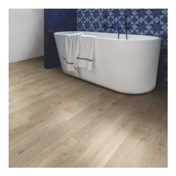 Quick-Step Impressive Ultra Soft Oak Light Brown Planks IMU3557 Laminate Flooring