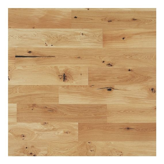 Elka Real Wood Engineered Flooring 14mm Super Rustic Oak