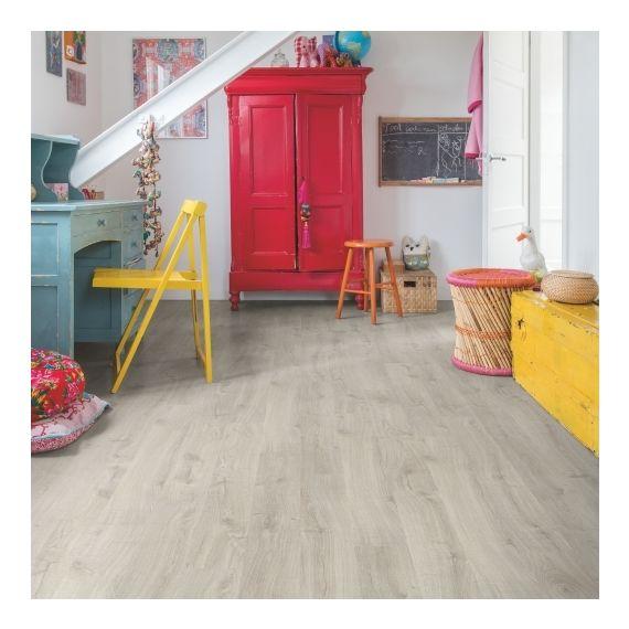 Quick-Step Eligna Newcastle Oak Grey Planks EL3580 Laminate Flooring