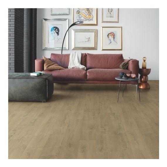 Quick Step Livyn Balance Plus Click Velvet Oak Sand BACP40159 Luxury Vinyl Flooring