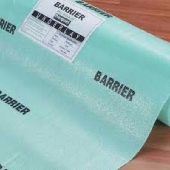 Barrier Plus DPM Underlay 3mm