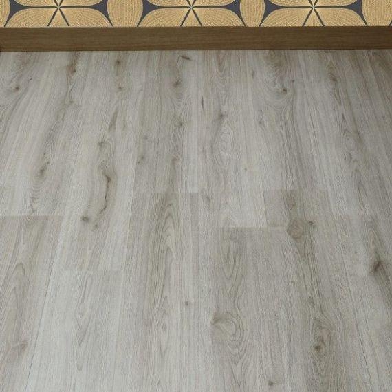 HDM Dsire Grey Laminate Flooring 7mm Berlin