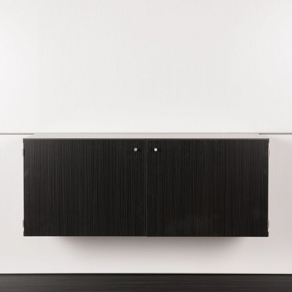 Cinewall TV Wall Furniture Media Box 4 Door Set Bilbao