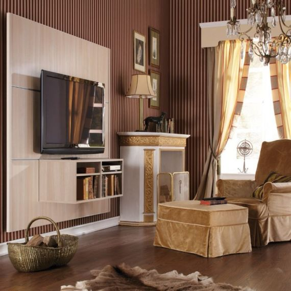 Cinewall TV Wall Furniture With Media Box 4