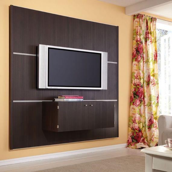 Cinewall TV Wall Furniture XL With Decor Set Bilbao
