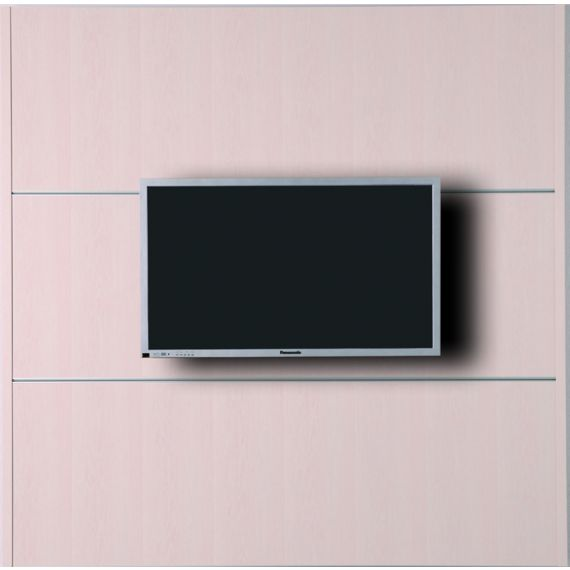 Cinewall TV Wall Furniture XL With Decor Set Marbella