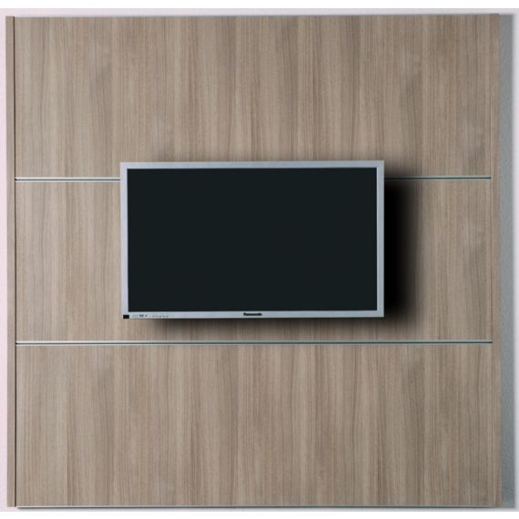 Cinewall TV Wall Furniture XL With Decor Set Toledo
