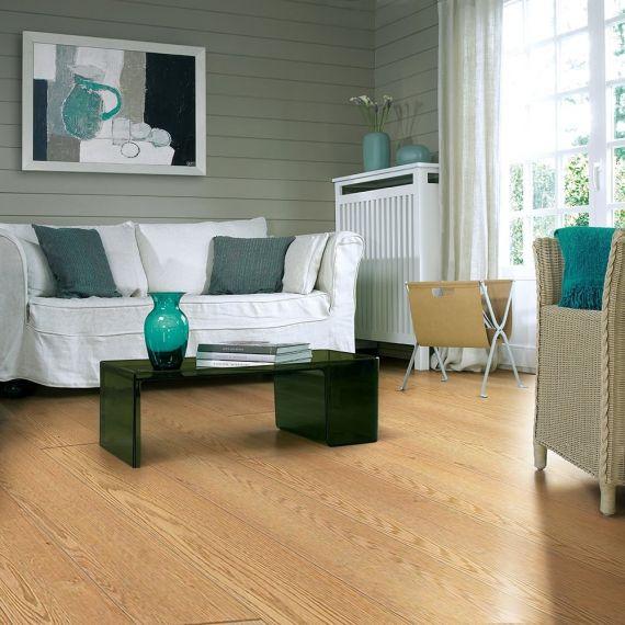 Balterio Magnitude Laminate Flooring Superior Oak