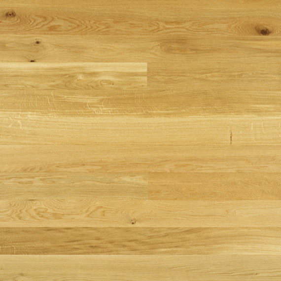 Elka Classic White Oak Real Wood Engineered Flooring 12.5mm