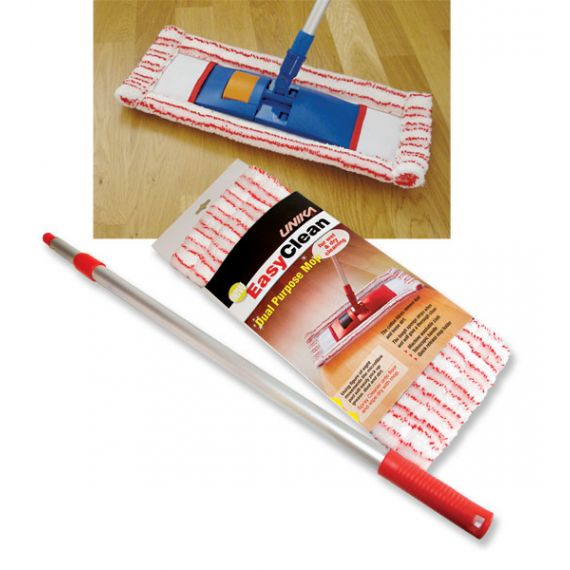 Unika Easy Clean Dual Purpose Mop