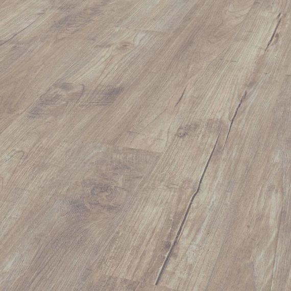 Elesgo Aged Teak Beige Embossed Laminate Flooring