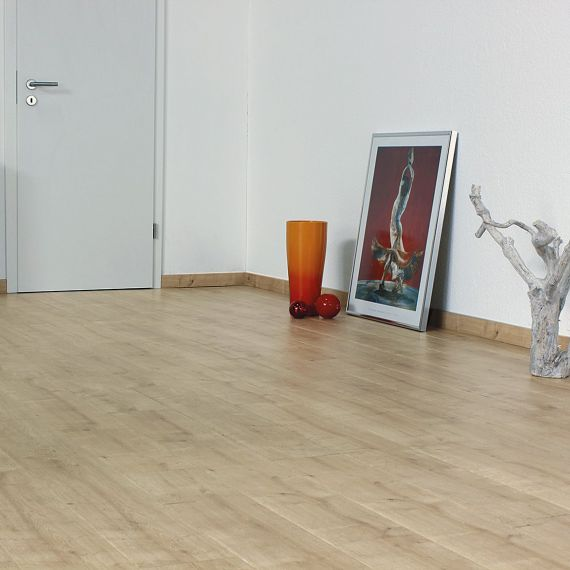 Elesgo Diamond Oak Contour Laminate Flooring