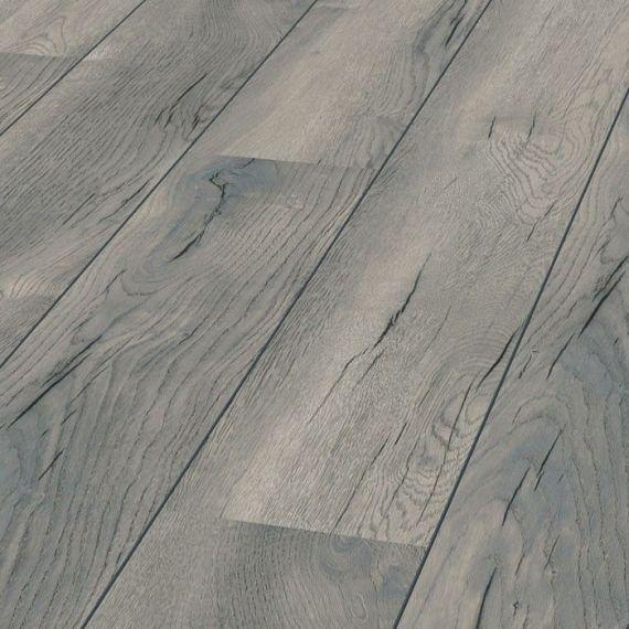 Cheap Laminate Flooring HDM Finesse Grey oak V2 Embossed