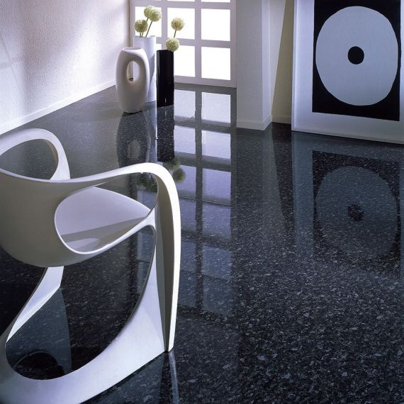 Elesgo Supergloss Flooring Black Pearl Original