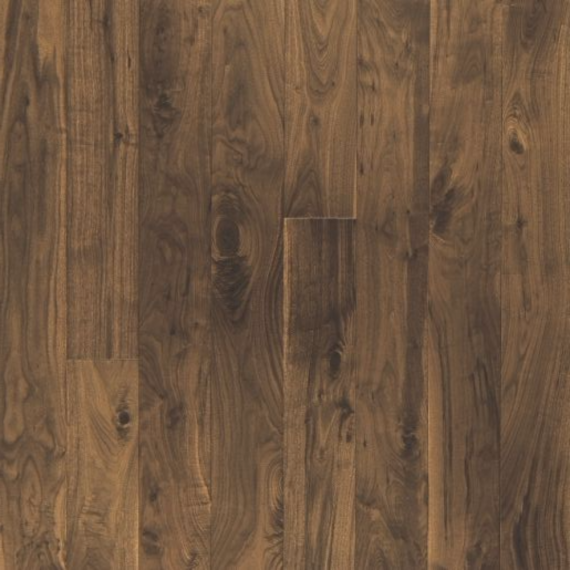 Elka Black Walnut Real Wood Engineered Flooring 18mm