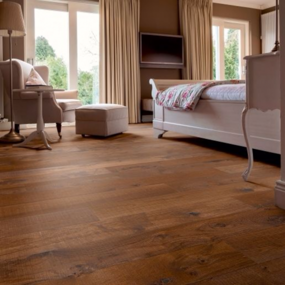 Elka Real Wood Engineered Flooring 14mm Dusky Oak