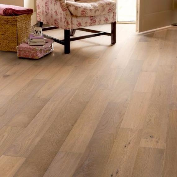 Elka Real Wood Engineered Flooring 18mm Native Oak