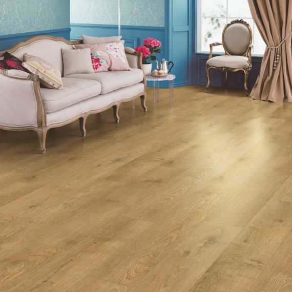 Elka LVT Pecan Oak ELL40065 Luxury Vinyl Flooring