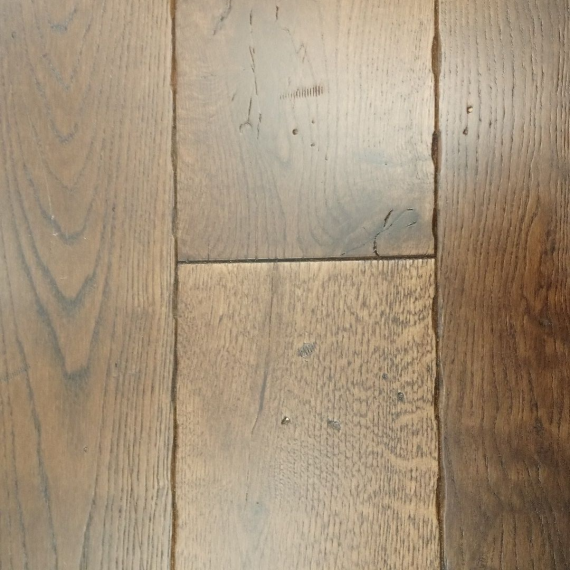 Engineered Wood Flooring Antique Coffee Oak 190mm x 20mm Chene