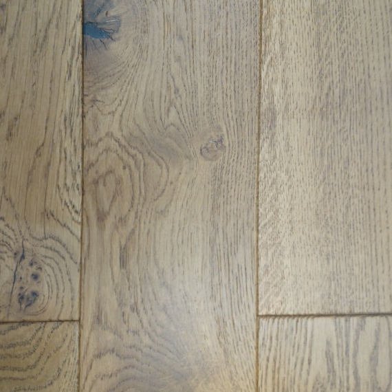 Real Wood Engineered Flooring 20mm Wheat Brushed & Lacquered 150mm